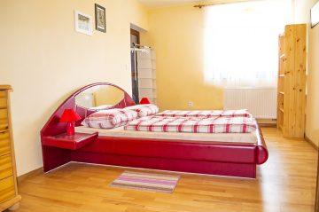 Apartmán spálňa 2+2 Ubytovanie Naďa