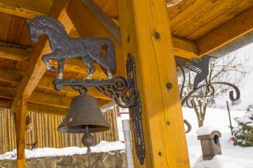 Sauna exterier