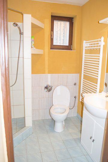 Apartmán kúpelňa s WC