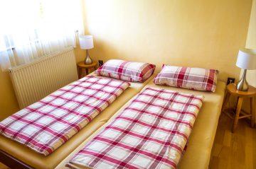 Apartmán dvojlôžková izba